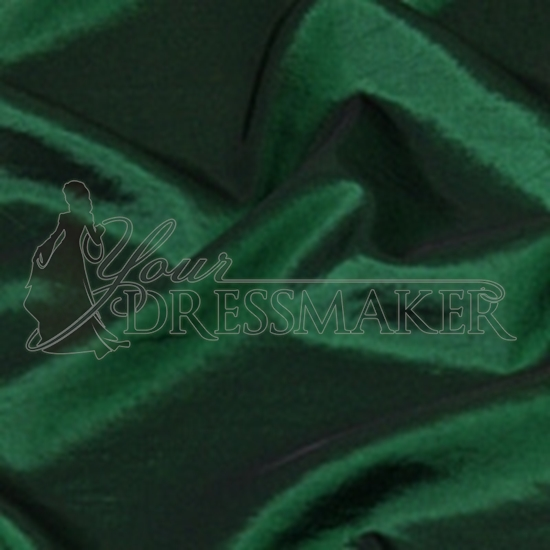 Taffeta Plain Swatch - Green (09)