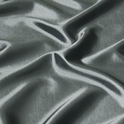 Taffeta Plain Swatch - Silver (10)