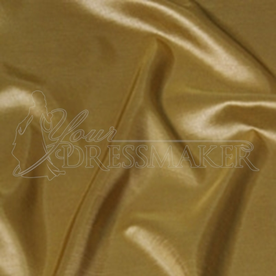 Taffeta Plain Swatch - Gold (18)