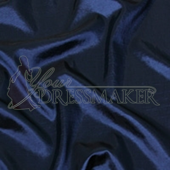Taffeta Plain Swatch - Royal Blue (23)