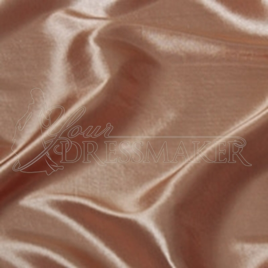 Taffeta Plain Swatch - Rose (24)