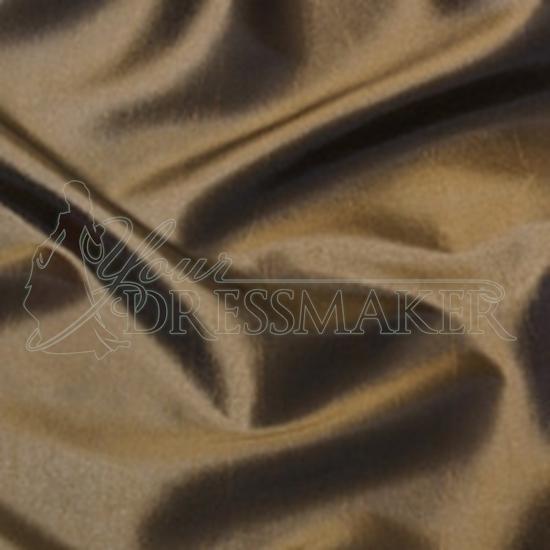 Taffeta Plain Swatch - Bronze (29)