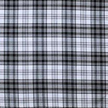 Tartan Swatch - Black (06)