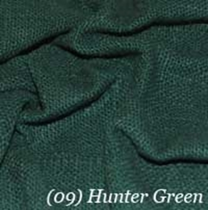 Woven Cotton Swatch - Hunter Green (09)