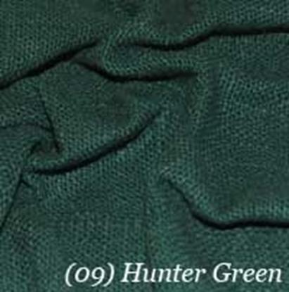 Woven Cotton Swatch - Hunter Green (09)