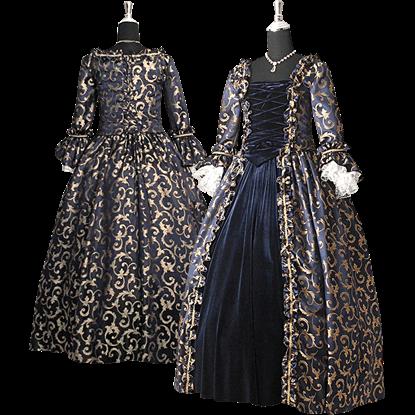 Royal Court Gown - Custom