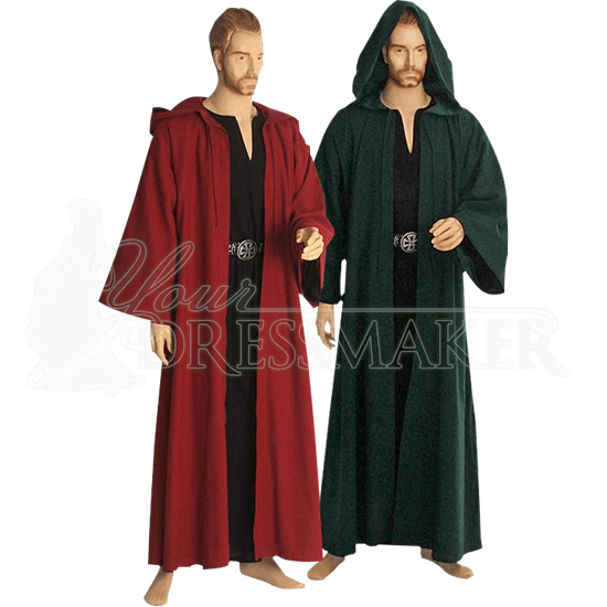 Men's Build Your Own Ritual Robe - Style 2
