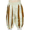 Royal Ivory and Gold Renaissance Breeches