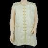 Gentleman's Ivory Baroque Vest