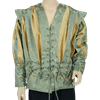 Nobleman's Renaissance Doublet - Green and Gold
