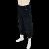Mens Suede Medieval Pants - Black