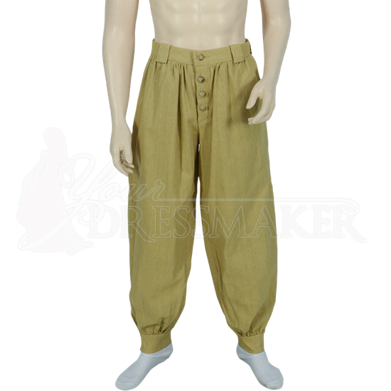 Light Brown Corsair Pants