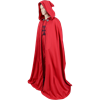 Red Crusader Cloak and Tunic