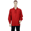 Basic Pirate Shirt - Red