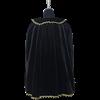 Short Velvet Cloak - 27 Inch Length