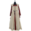 Rustic Medieval Dress - XX-Large