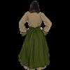 Lady's Saxon Style Dress - Large