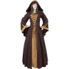 Woodland Peasant Dress - Large