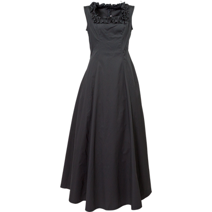 Sleeveless Chemise Dress