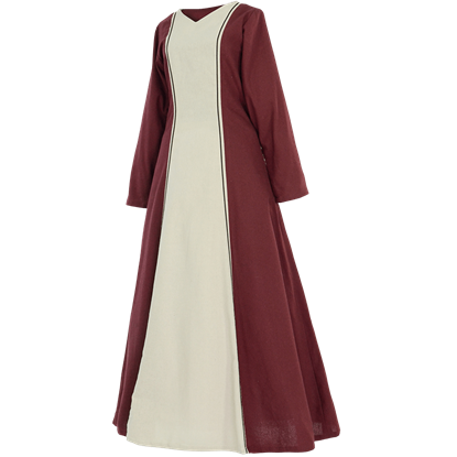 Sigrid Cotton Viking Dress