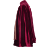 Regal Fleur de lis Short Cloak