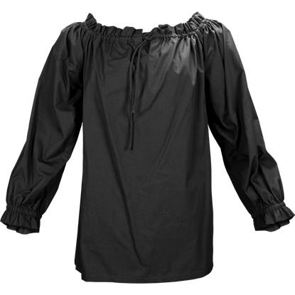 Ladies Renaissance Blouse