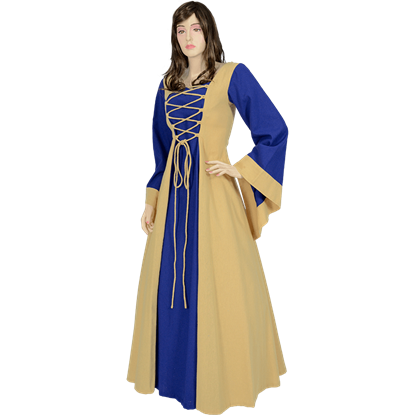 Ladies Medieval Dress