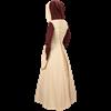 Ladies Hooded Medieval Dress
