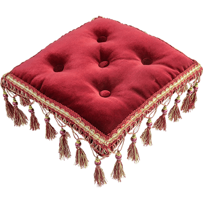 Regal Renaissance Decorative Pillow