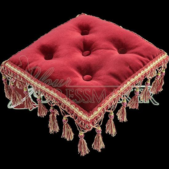 Regal Renaissance Decorative Pillow