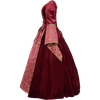 Graceful Royal Velvet Gown