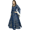 Royal Brocade Gown