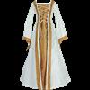 Renaissance Sorceress Dress - White