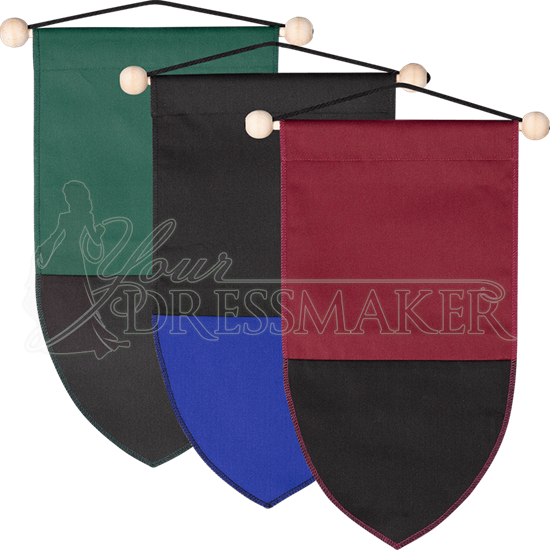 Plain Medieval Banner - Small