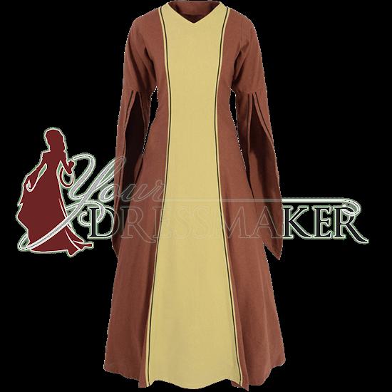 Frida Medieval Dress