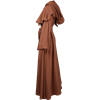 Medieval Monks Robe with Hood