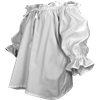 Ladies Cotton Fair Blouse