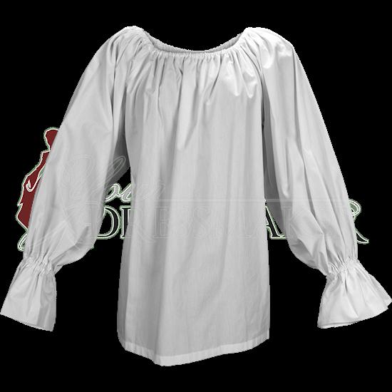 Ruffled Long Sleeve Chemise Top