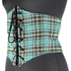 Scottish Lass Waist Cincher