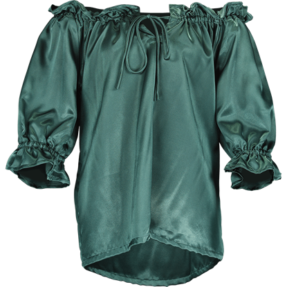 Ladies Satin Fair Blouse
