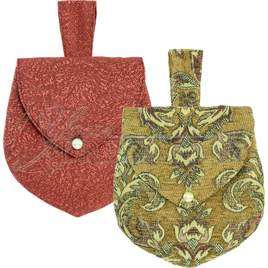 Nobles Brocade Belt Pouch