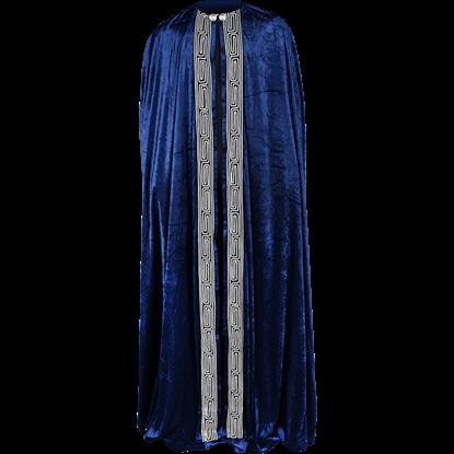Knights Velvet Cloak