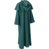 Womens Celtic Ritual Robe With Hood