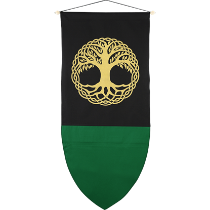 Celtic Tree of Life Banner