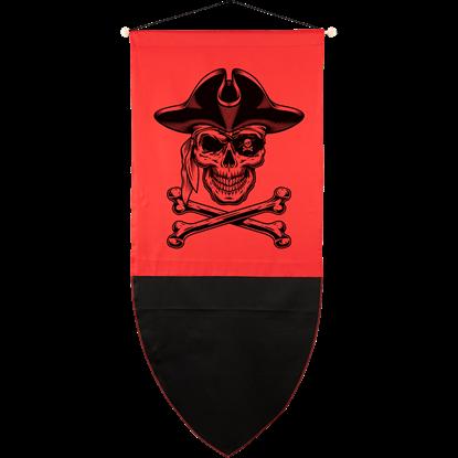 Deadmans Pirate Banner