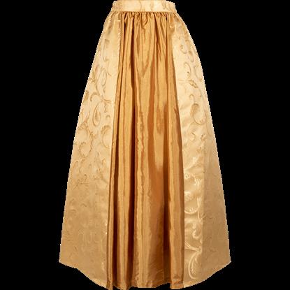 Royal Brocade Skirt