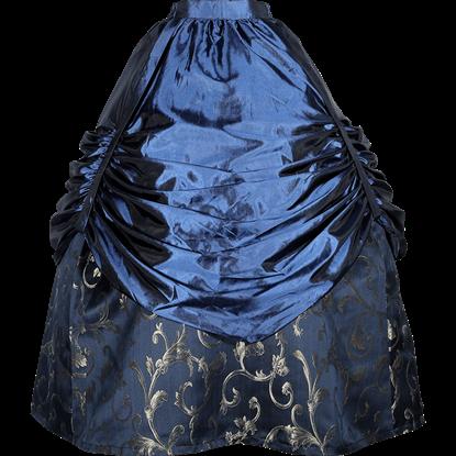 Regal Ball Gown Skirt