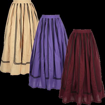 Amelia Victorian Skirt