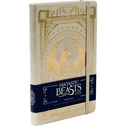 Fantastic Beasts MACUSA Journal