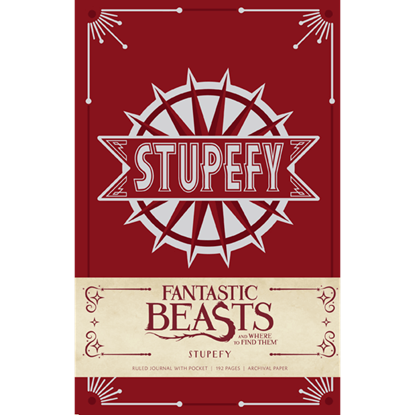 Fantastic Beasts Stupefy Journal